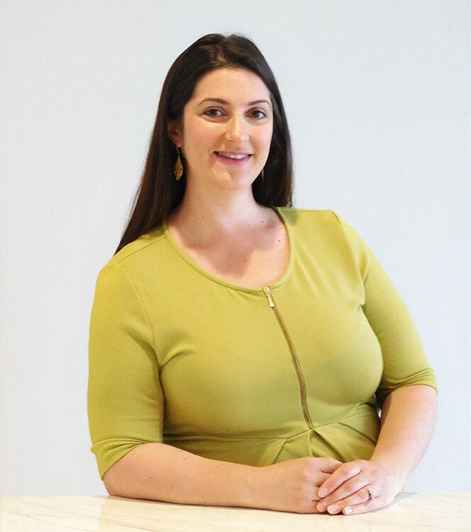 Andrea Albersheim, Communications Director