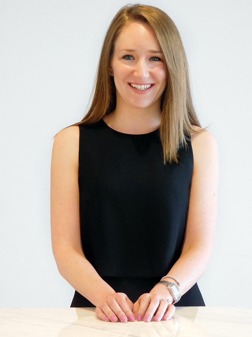 Rebecca Noel, Communications Manager