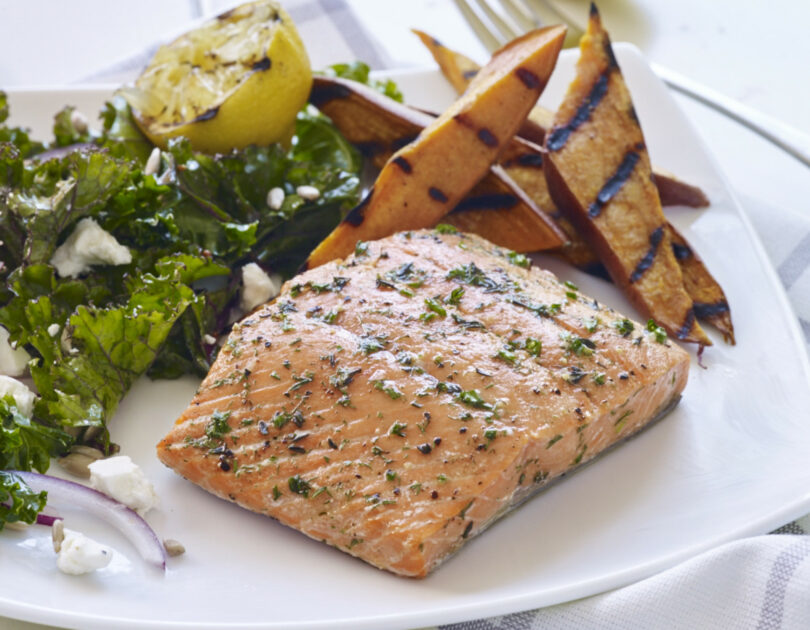 Higher Levels of Omega-3s Associated with Healthy Aging