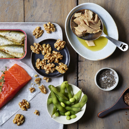 Diet Containing Seafood Helps Prevent Premature Cardiovascular Disease Deaths