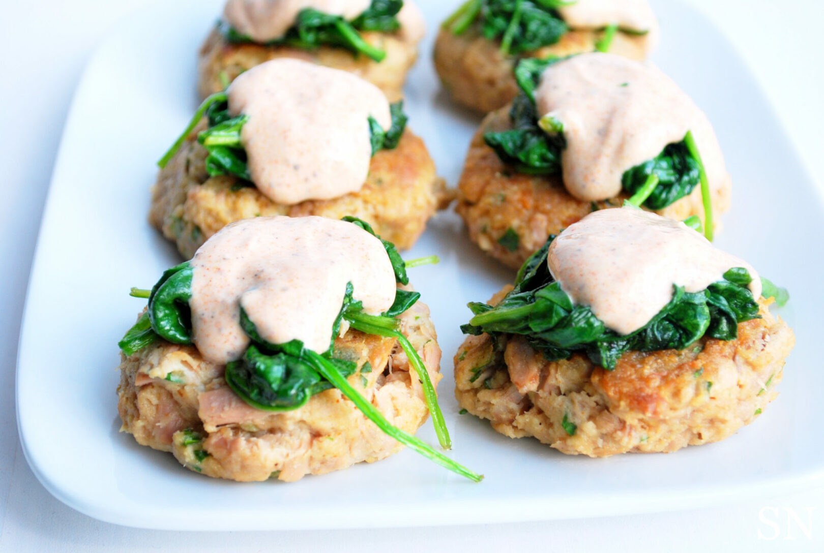 Fish Cakes with Old Bay Remoulade