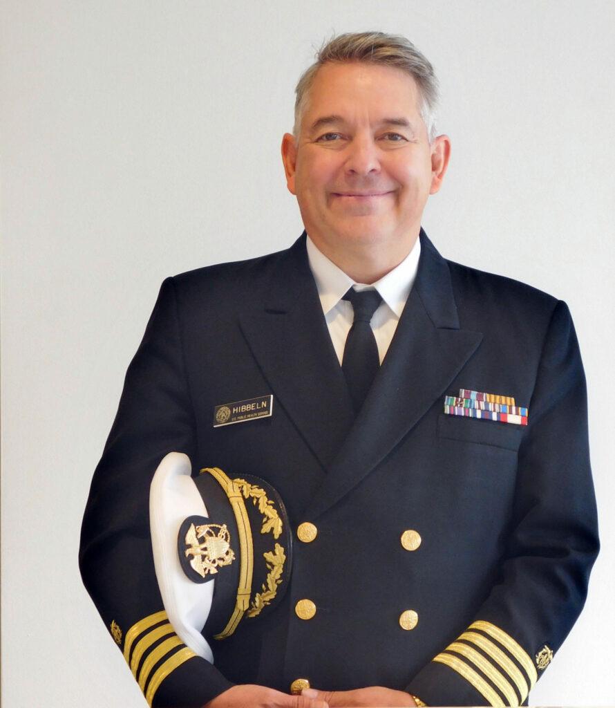 Captain Joseph R. Hibbeln, MD
