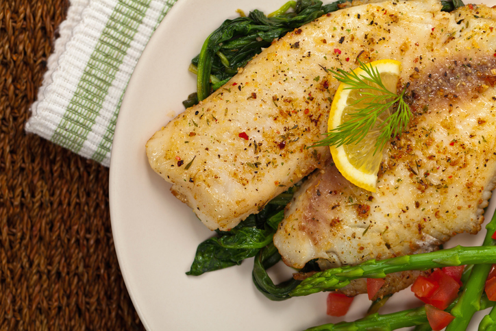 Weeknight Wonder: Quick and Easy Glazed, Broiled Fish