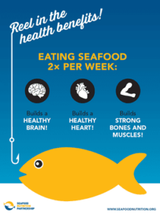Reel in the Health Benefits of Seafood