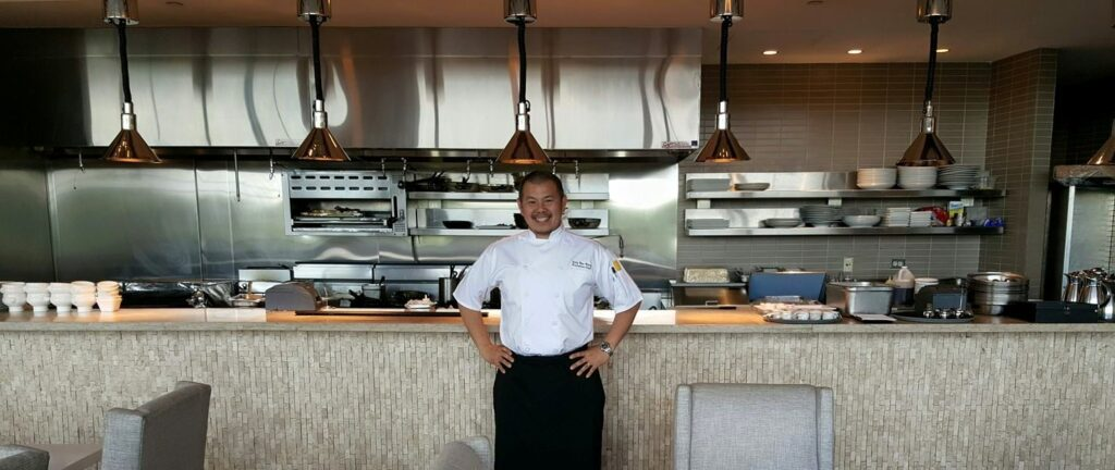 Chef Tony Hang