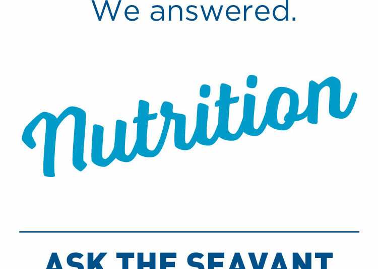 Ask the Seavant: Omega-3s