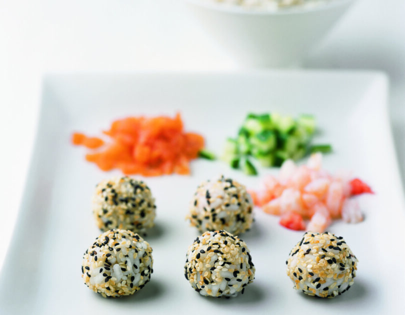 Sushi Poppers