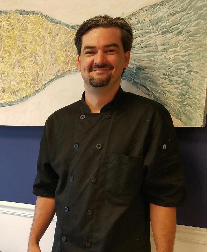 Chef Tim Hughes