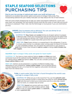 Staple Seafood Buying Tips