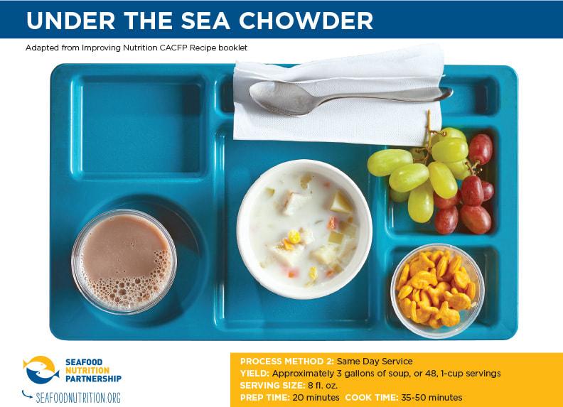 Under the Sea Chowder