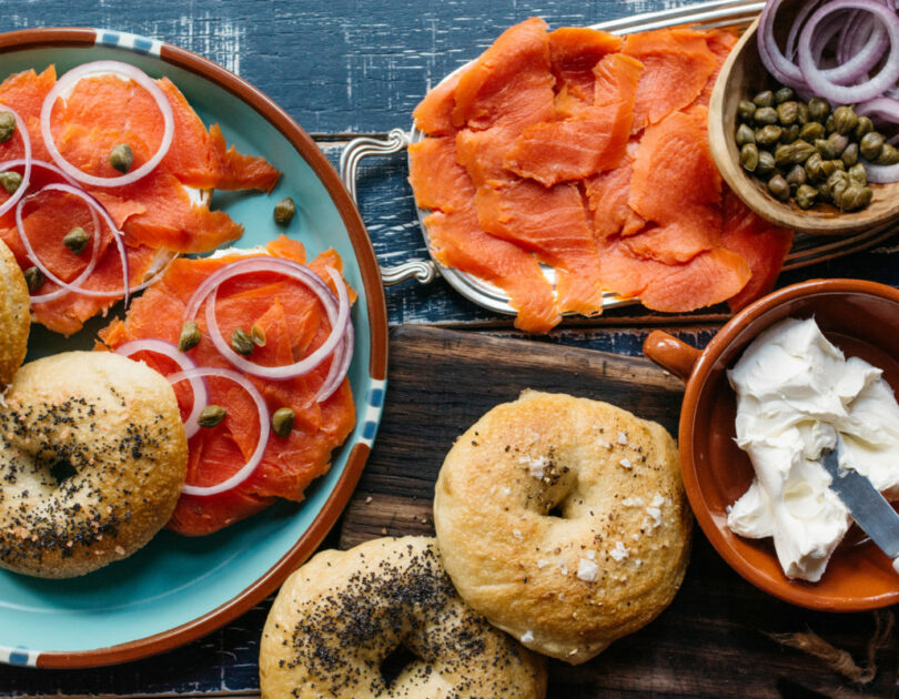 Start With Seafood: Getting Fishy at Breakfast