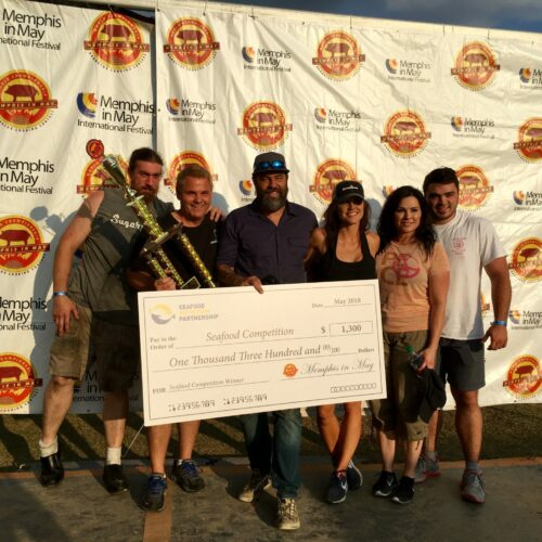 Drum Roll Please… Announcing the 2018 Seafood Competition Winner from Memphis in May