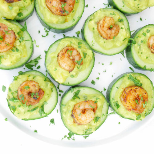 Avocado Pairings with Seafood