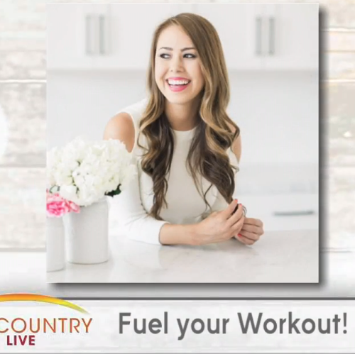 How Mia Syn Fuels Her Workout with Seafood
