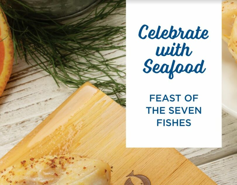 Celebrate with Seafood: Feast of the Seven Fishes