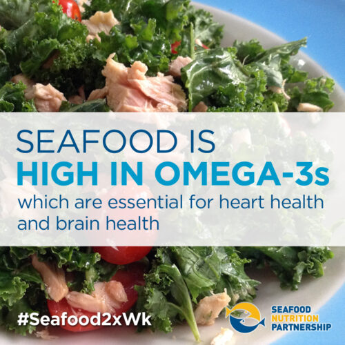 #CelebrateSeafood during National Seafood Month