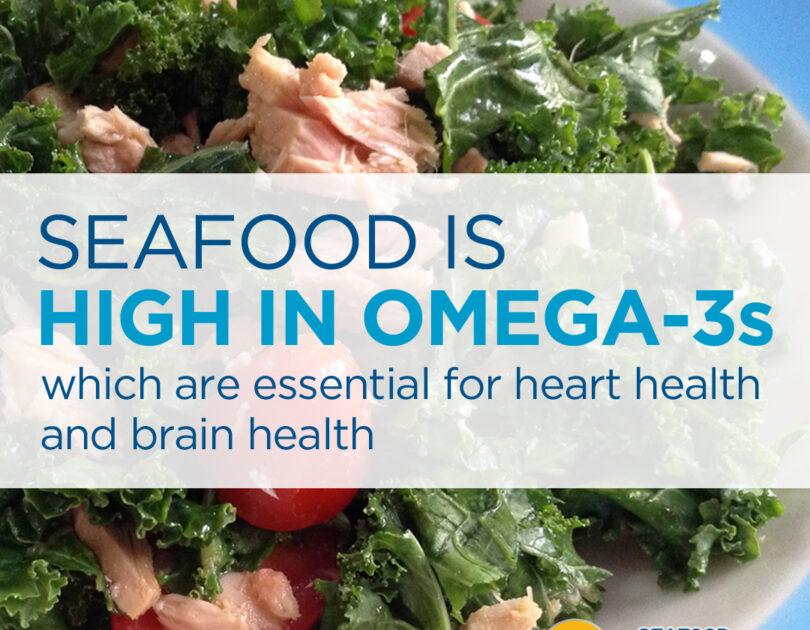 #CelebrateSeafood during National Seafood Month