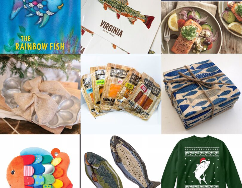 The Ultimate Seafoodie Gift Guide 2018