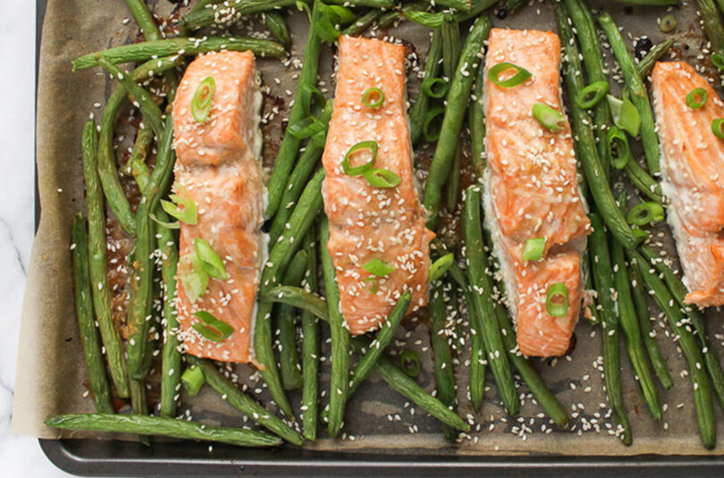 Cooking Tip: Easy Sheet Pan Seafood Inspiration