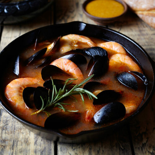 Feast of the Seven Fishes: Seafood Stew
