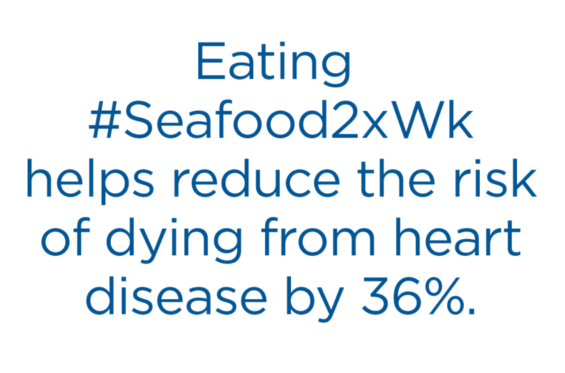 Seafood for Your Heart: Reduce Risk of Heart Disease