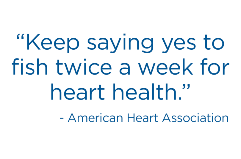 Seafood for Your Heart: American Heart Recommendation