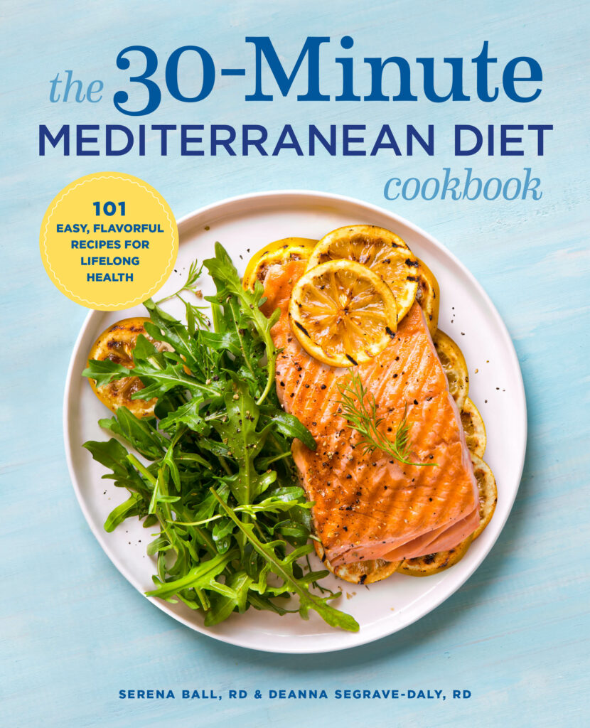 The 30-Minute Mediterranean Diet Cookbook