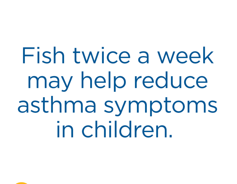 Seafood for Kids: Breathe Well