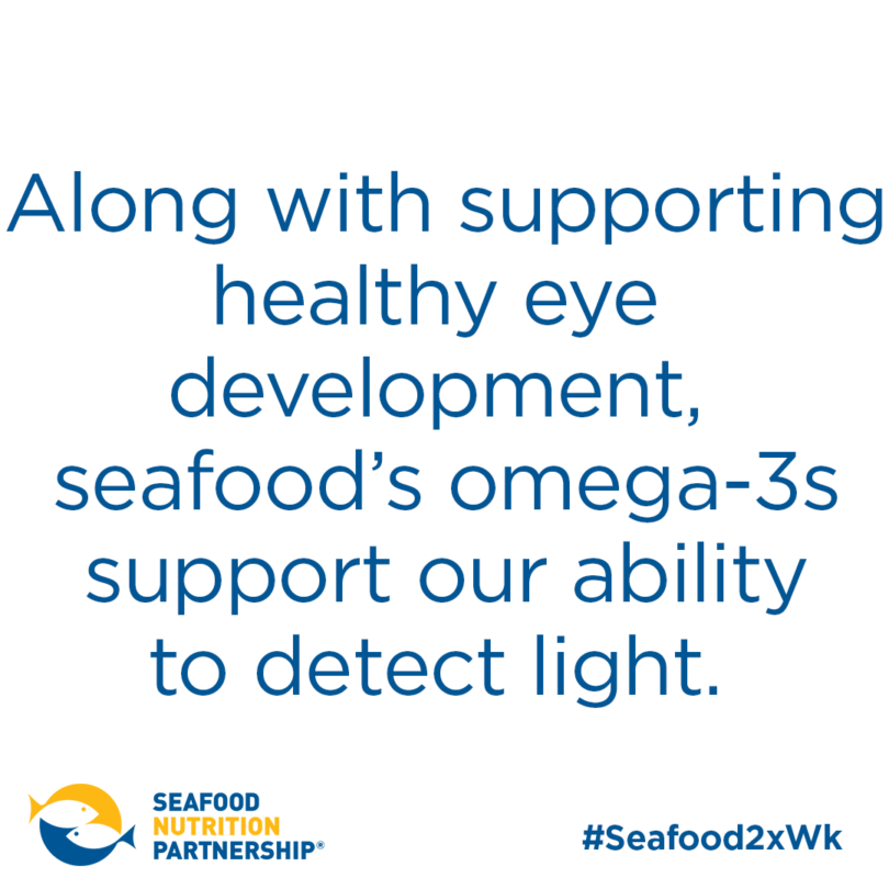 Seafood for Kids: Healthy Eyes