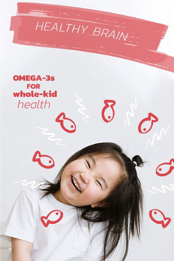 healthy brain omega3s for whole kid health