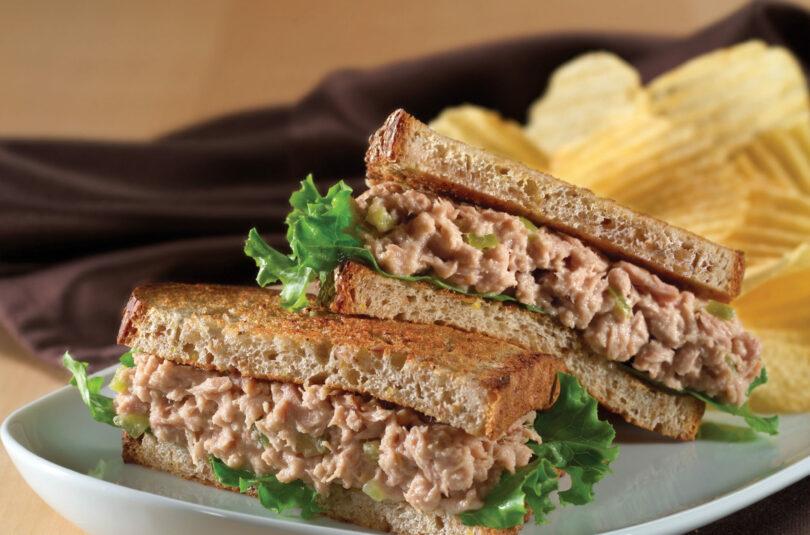 Classic Tuna Sandwich