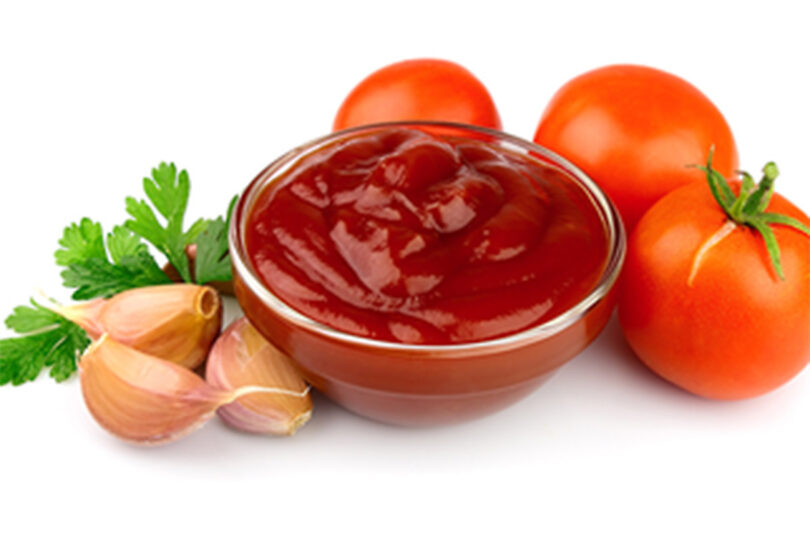 Homemade Ketchup with Omega-3s