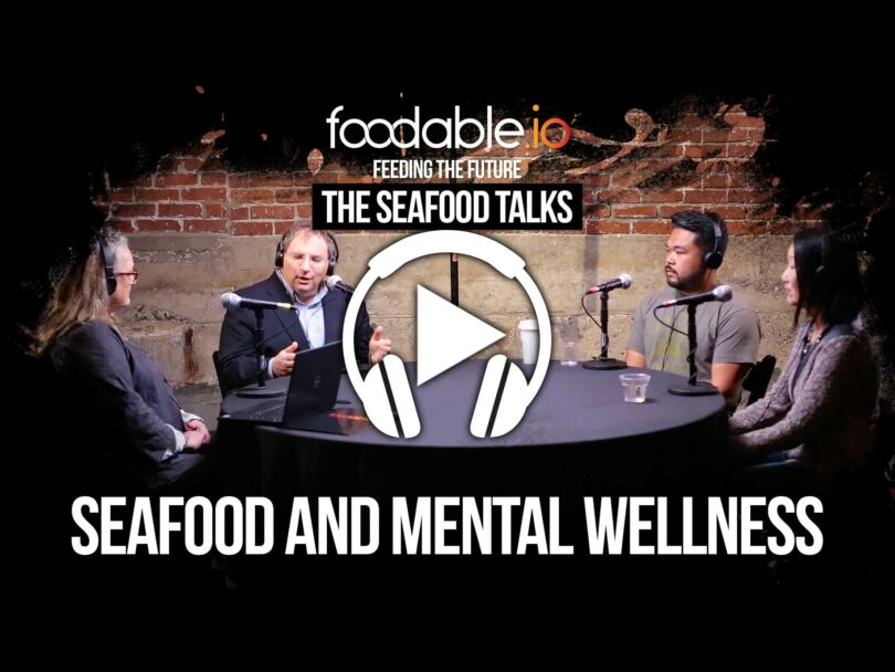 How Seafood Can Improve Mental Wellness