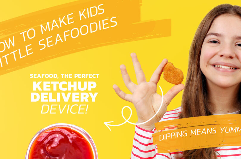 Top 6 Secrets to Getting Kids to Eat More Seafood