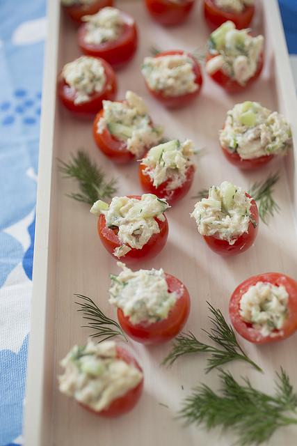 Summery Tuna Salad