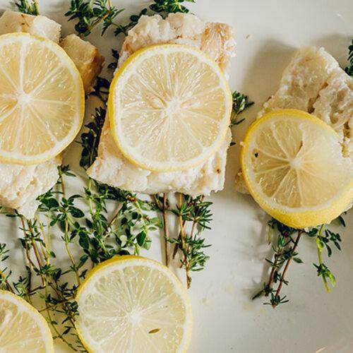 Citrus Pairings with Fish