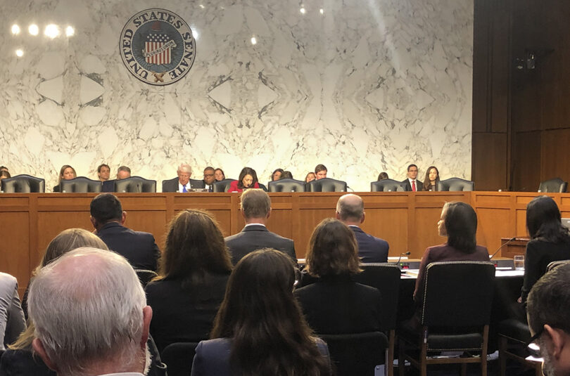 SNP President Testifies Before the Senate Committee on Seafood for Health of Americans