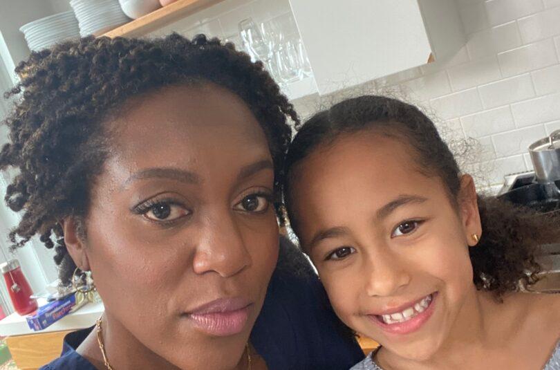 Real Moms Share: Maya Feller