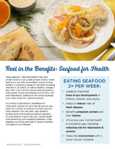 Reel in the Benefits: 10 Tips to Getting More Seafood On Your Plate