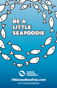 Be a Little Seafoodie Kids Activity Booklet