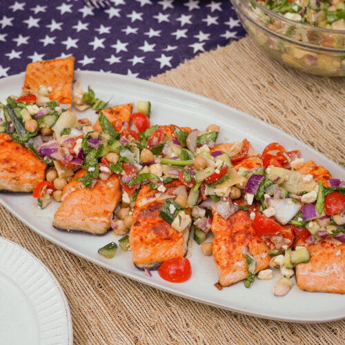 Find Picnic Perfection with Nutritious Seafood