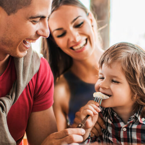 Dietary Guidelines Committee Recommends Moms & Kids Eat More Seafood for Brain Health