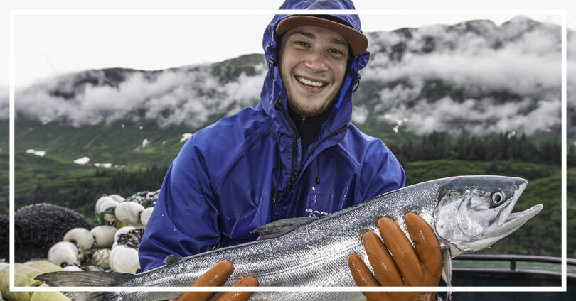 Northern Lights: Eat Seafood, America!