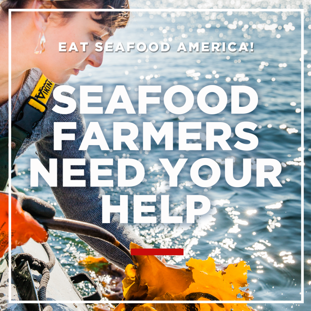 Seafood Farmers Need Your Help: Eat Seafood America!