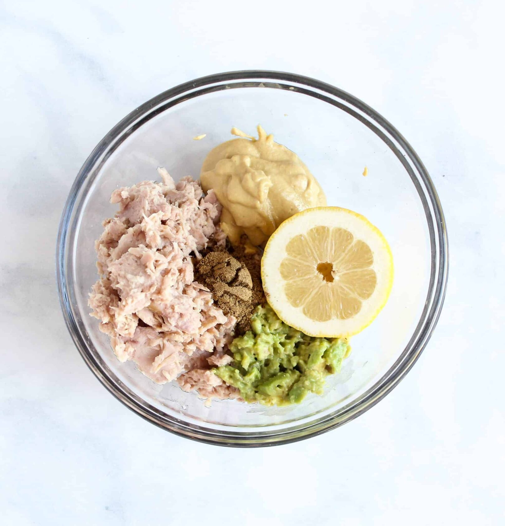 Tuna Salad with Avocado and Lemon recipe by Tara Rochford
