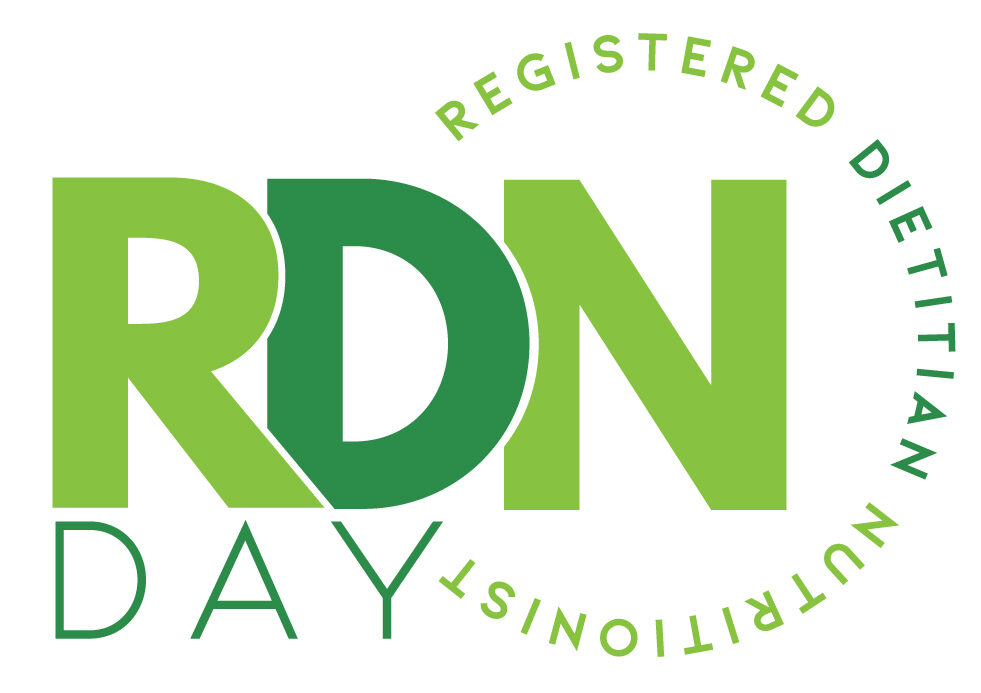 Registered Dietitian Nutritionist Day is March 10