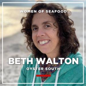 Beth Walton, Oyster South