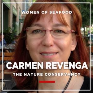 Carmen Revenga, The Nature Conservancy