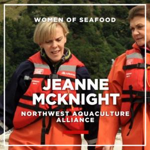 Jeanne McKnight, Northwest Aquaculture Alliance