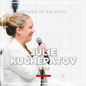 Julie Kuchepatov, SAGE